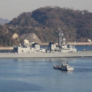 護衛艦 DD107『いかづち』
