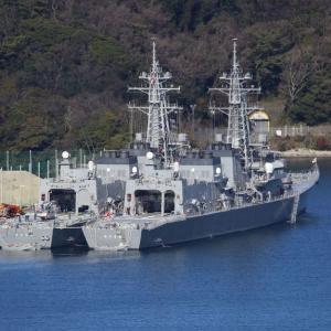 護衛艦 DD109 『ありあけ』