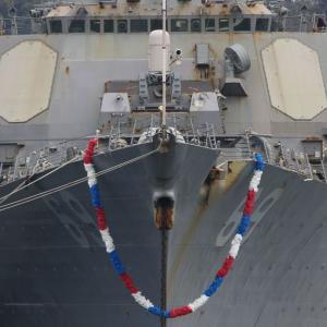 駆逐艦 DDG69 『ミリアス』