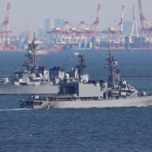 護衛艦 DD154 『あまぎり』