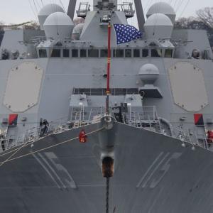 駆逐艦 DDG115『ラファエル・ペラルタ』