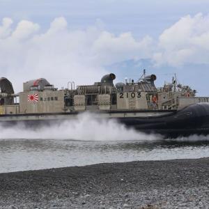 エアクッション艇  LCAC3号