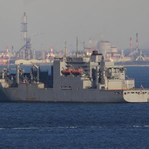 貨物弾薬補給艦 T-AKE-2『サカガウィア』