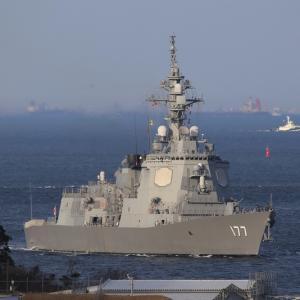 護衛艦 DDG177 『あたご』