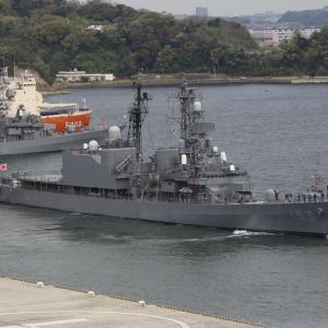 護衛艦 DD153 『ゆうぎり』