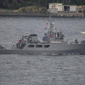 水中処分母船 YDT03