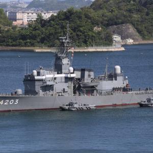 訓練支援艦 ATS4203『てんりゅう』