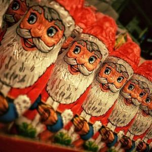サンタクロースの正体知ってるの?