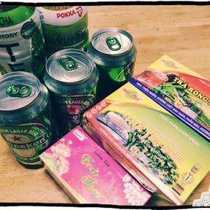 Chicoからのベトナム土産・お菓子とお茶編
