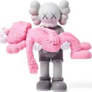 KAWS GONE 3カラー