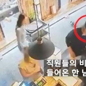 SS501キム・ヒョンジュン(リーダー)、食堂で倒れていた料理長を応急処置して助けた?
