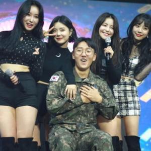 韓国の軍部隊での慰問公演をめぐるリアルな反応は?いまだ賛否両論が続いている?