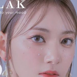 宮脇咲良がイメージモデルのカラコン『MOLAK』(モラク)が好評。種類&カラーまとめ