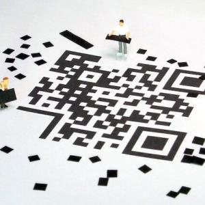 PayPalの請求書にQRコードを印字する方法