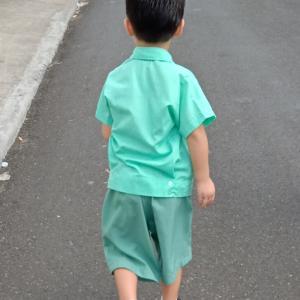 【子育て】モンテッソーリスクール⑦〜制服準備も大変〜