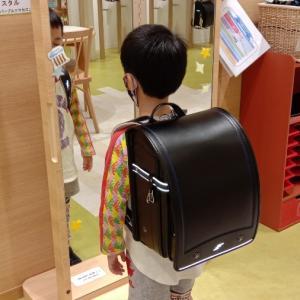 【入学前】ららら〜ランドセルを購入✨