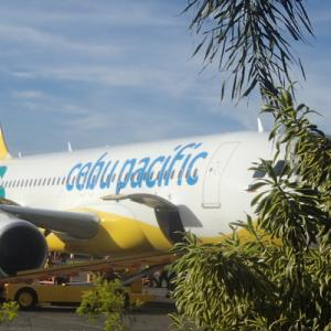 Cebu Pacificで航空券を購入
