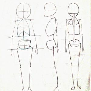 【練習日記5日目】体の骨格