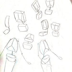 【練習日記6日目】動画を参考に再び体のアタリに挑戦