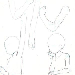 【練習日記11日目】腕の骨格と筋肉
