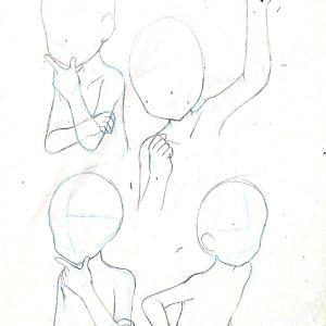 【練習日記12日目】腕と手