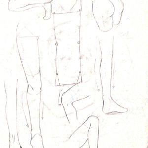 【練習日記16日目】脚(太もも/ふくらはぎ)