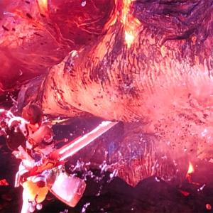 【MHW】0922焼魚焼魚クシャルダオラ