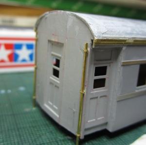 マニ32 屋根部分を修正しました。