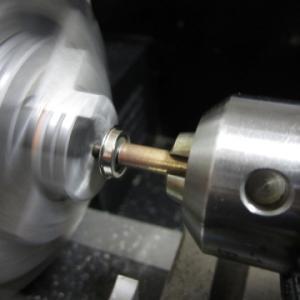 13mmでC62を作る 走行装置まわりの工作 その11