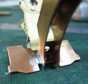 13mmでC62を作る 全体仮組みその6 キャブとその周辺1