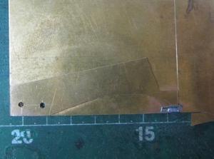 13mmでC62を作る 全体仮組みその9 キャブとその周辺4