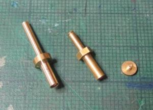 13mmでC62を作る114 落下事故からの復旧
