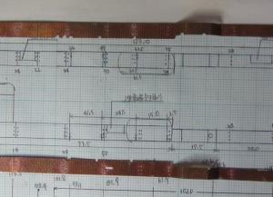 13mmでC62を作る144 ランボード組立て