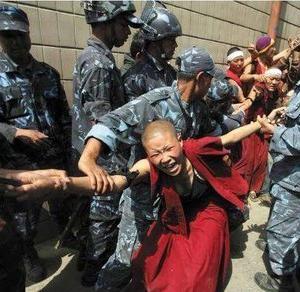 全ての宗教を弾圧する中国