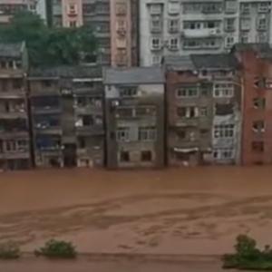 中国で歴史的水害 緊急避難は6500万人以上? 三峡ダムもピンチ