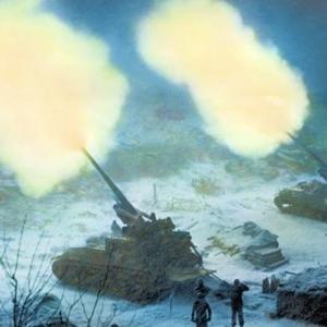 ☆画像で見る朝鮮戦争の激闘 【70周年