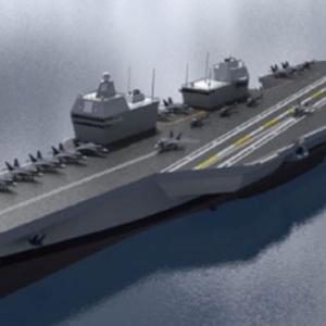 韓国さん いずも型など各国空母登場の中で韓国大型艦構想をぶち上げる!
