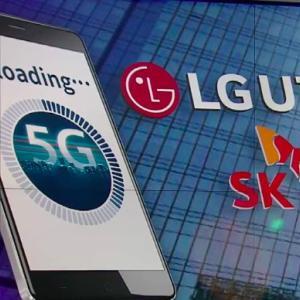 問題だらけの韓国5G通信 遅い 繋がらない エリア狭い