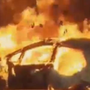 韓国自動車業界 EV発火多発 やGMが韓国撤退示唆など