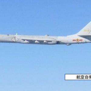 韓国の防空識別圏にロシアと中共の爆撃機など17機が侵入した 反応アリ