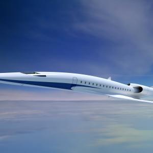 日本版超音速旅客機開発スタートへ 更にリュウグウサンプルから大量の有機物