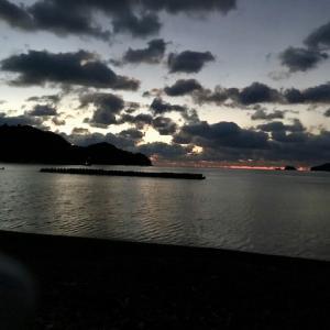 【熊野ドライブ旅行その5】ちょっとだけの朝ランからドライブで帰宅