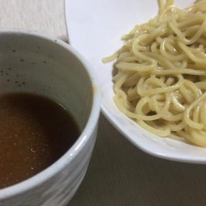魚介系のつけ麺