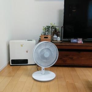 初めてのオンラインホームルームと扇風機