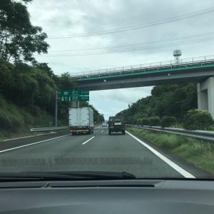 派遣359/607日目、宮崎に帰ります