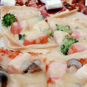 ゆばピザの作り方