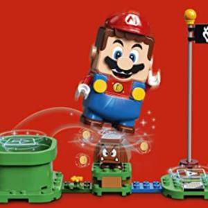 ついにレゴ(LEGO)でスーパーマリオ発売!!待望の全貌とは?