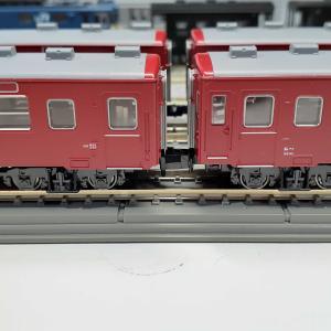 Kato 10-1276 その②50系客車