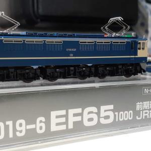 kato 3089-1 EF65 1000 前期形