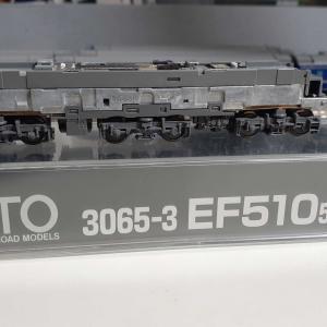 Kato  3065-2 EF510 500 カシオペア色